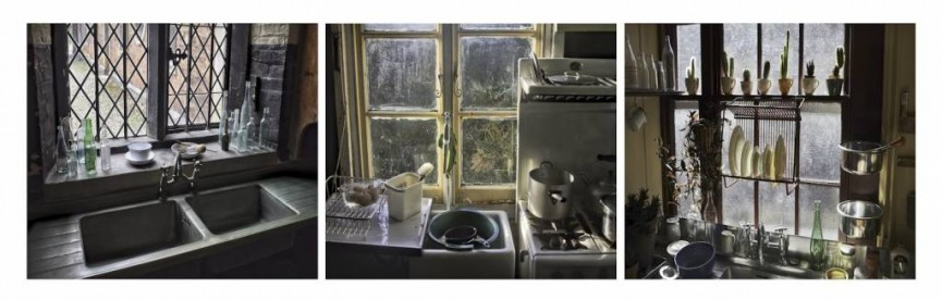 "1st Place Colour Print ""The Kitchen Sink"" by Simon Rahilly"