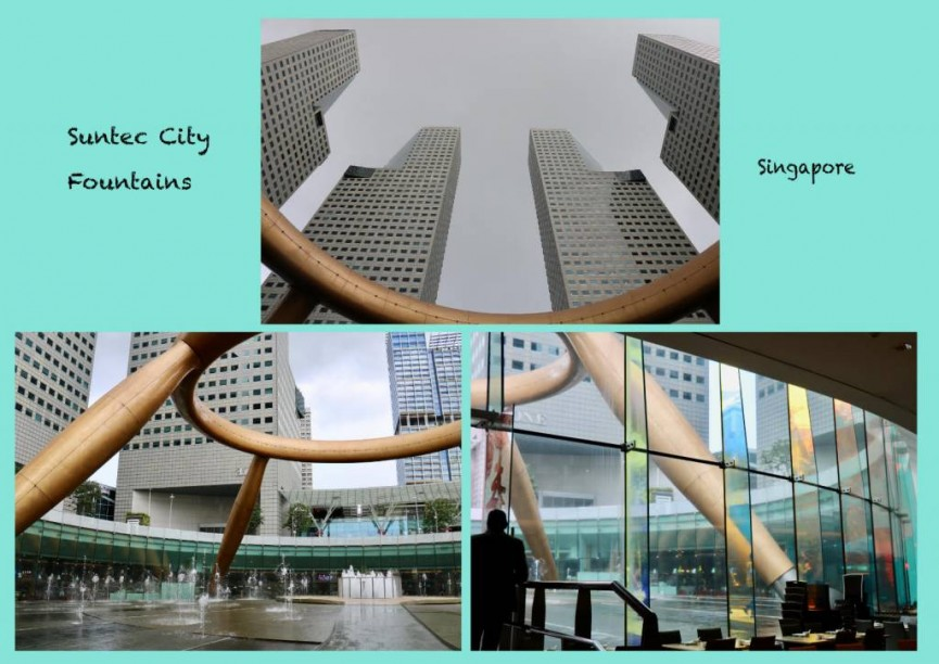 "1st Place Colour PDI and Overall PDI winner ""Suntec City Fountains"" by Tim Evans"