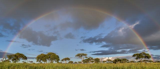 Rainbow, Taragire_Derek Gould