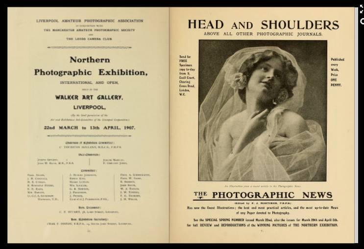 Northern Photo Exhibition 1906