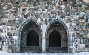 Trondheim Cathedral, South Side_Derek Gould