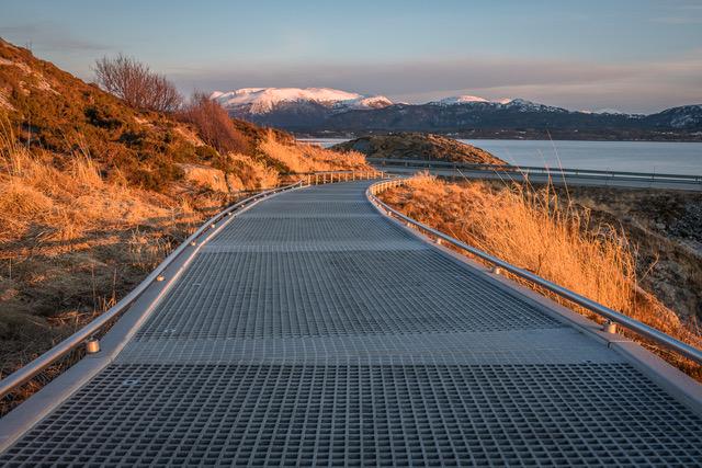 Walkway, Vesteralen_Derek Gould