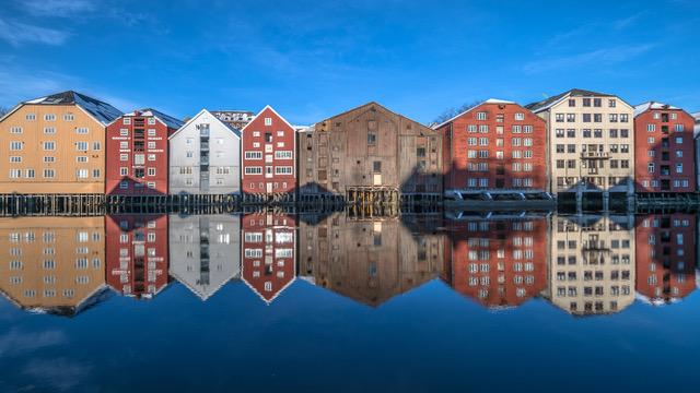 Warehouses, Trondheim_Derek Gould