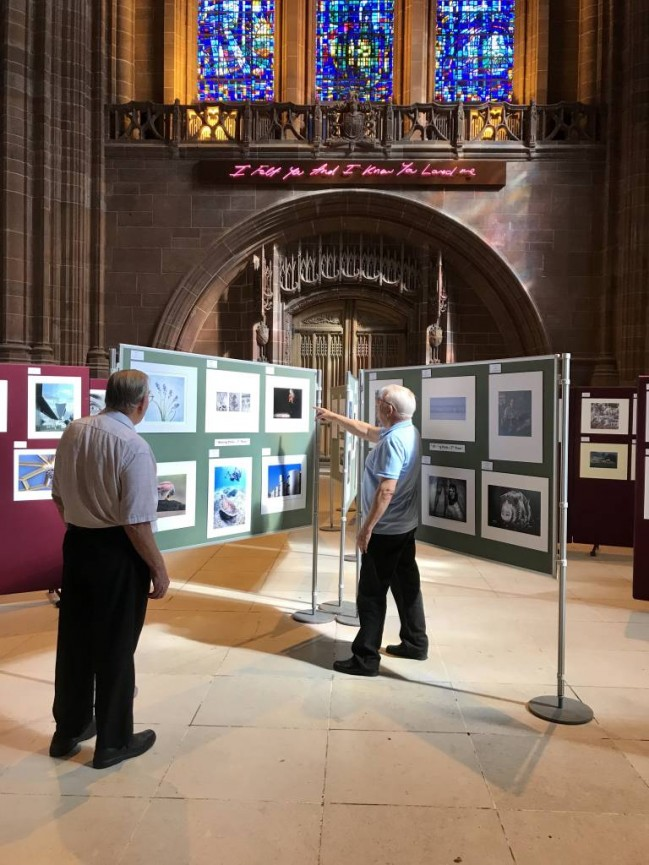 South Liverpool Photographic Society Exhibition