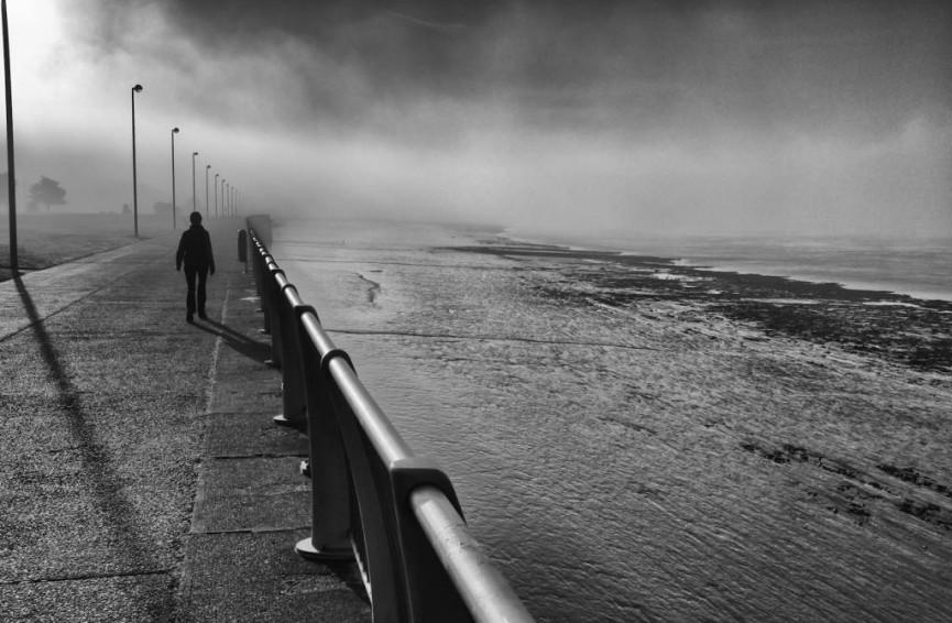Mist at Otterspool
