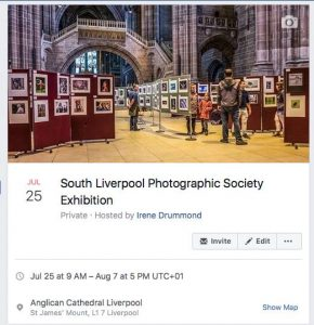 Facebook Exhibition event 2019