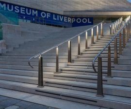 Featured image - Museum Staircase and Handrail by Ed Foy
