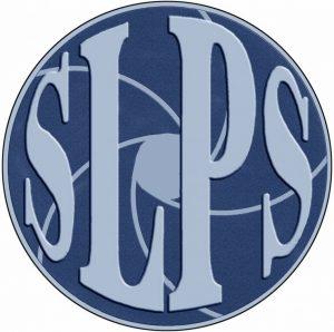 SLPS Master Logo Colour with black border