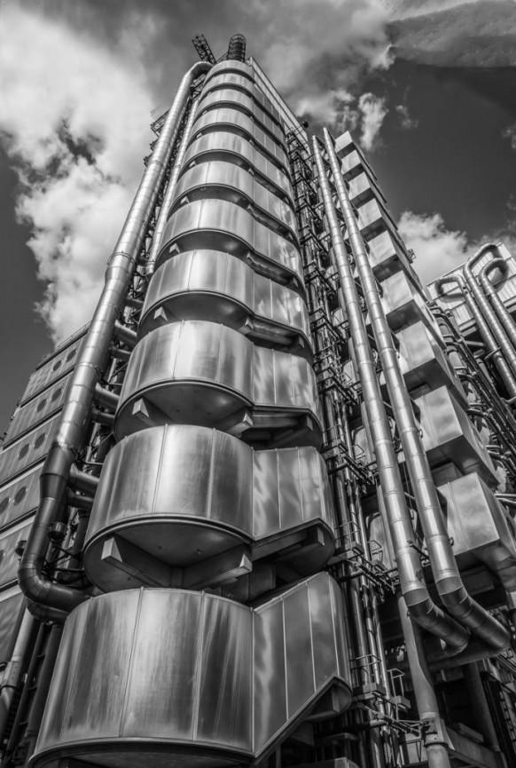 1st Place - Lloyds Building - Martin Reece ARPS