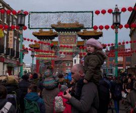 Chinese New Year - Irene