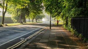 EdFoy Early Morning Runner