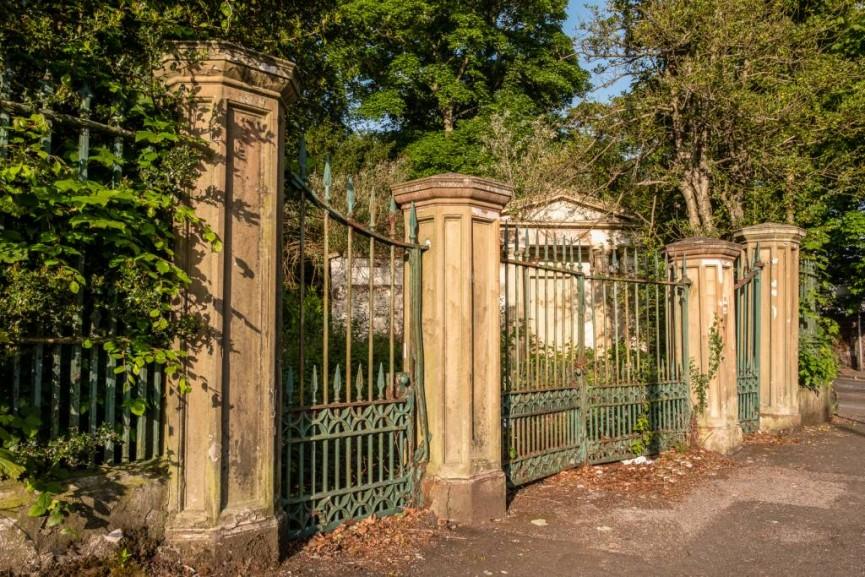 EdFoyEntrance to Knolle Park