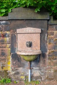 EdFoyMelly Drinking Fountain