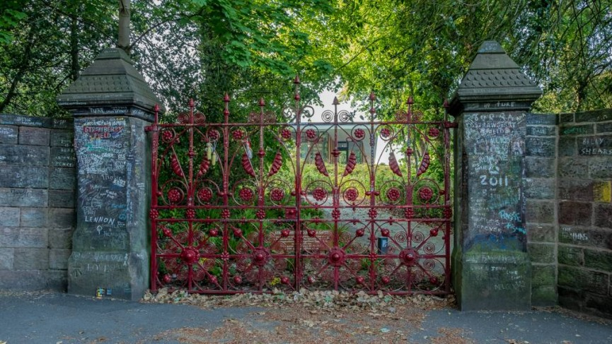 EdFoyStrawberry Fields Gates