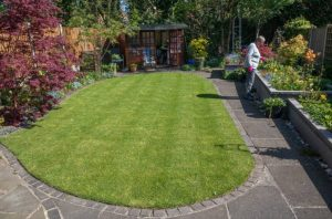 """Gardener at Work"" Martin Reece ARPS"