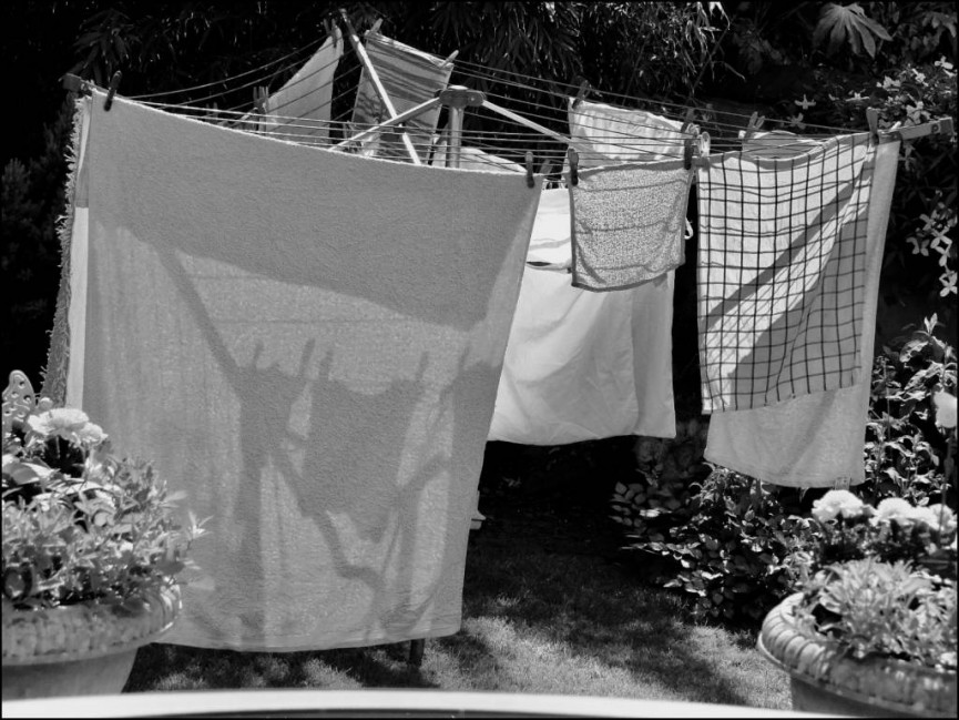 A Laundry Abstract