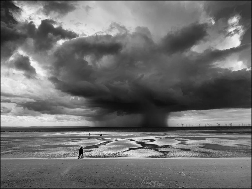 Barbara Green_Storm approaching Crosby