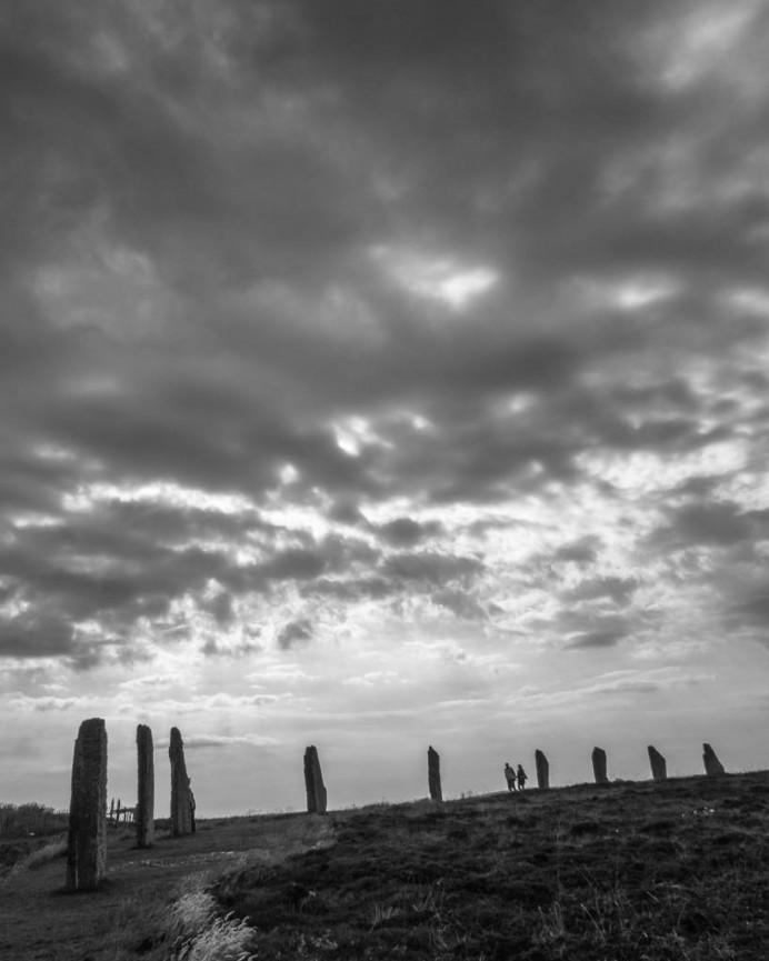 Derek Gould_The Ring of Brodkar, Orkney