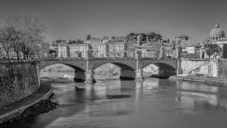 Ed Foy - Vittorio Emanuele II Bridge Rome