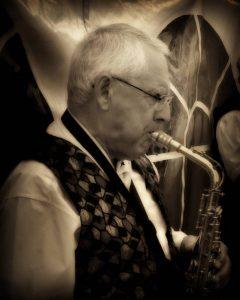 Honking sax