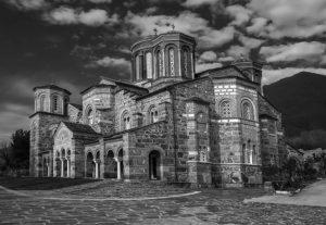 Martin Reece Timios Prodromos Monastery Macedonia