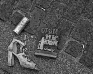 On the Eve of Lockdown - Irene Drummond