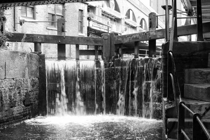 Paul Hamilton;Manchester canal