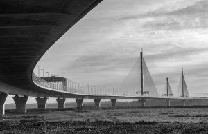 Paul Hamilton;Mersey Bridge