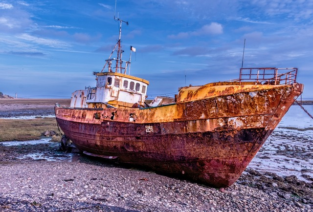 Shipwreck Peel Island