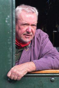 Train Driver Mike Lawson