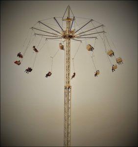 High Flyer - Ann Roberts