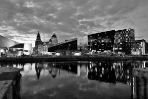 P H Chan_Canning Dock Reflections
