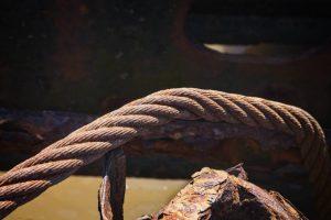 Simon Rahilly LRPS - Metal Rope
