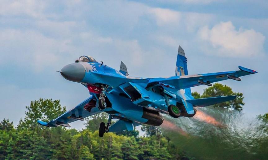 Sukhoi SU27 Rapid Take Off_DC