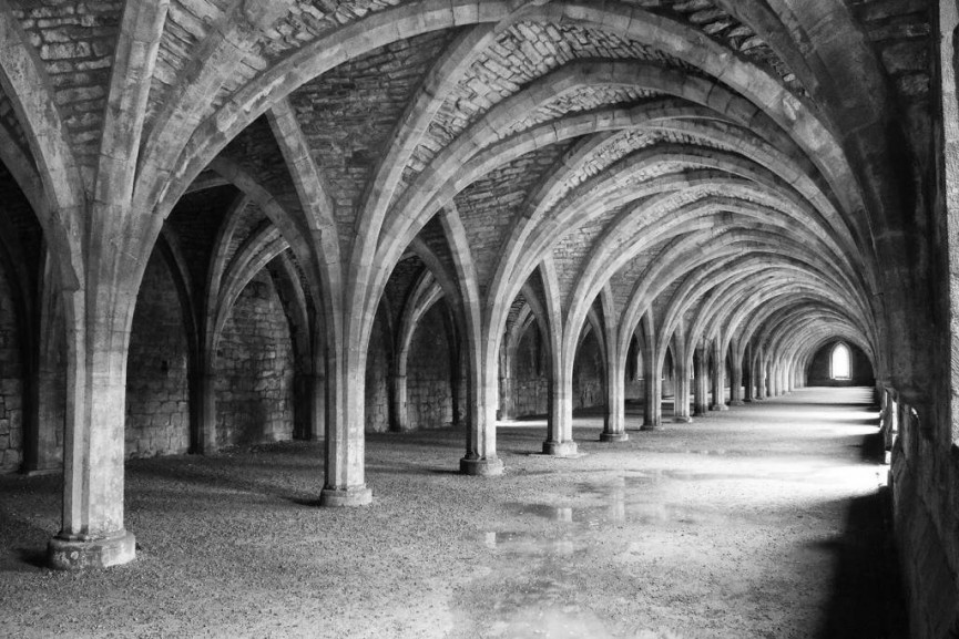 The Crypt by Paul Hamilton - Commended