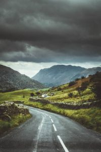 A Rainy Day in the Lakes by Amy Ashley-Mather