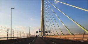 Gateway Bridge by John Thompson