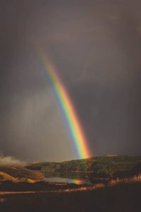Rainbow's End by Amy Ashley-Mather