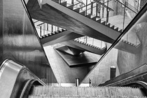 Liverpool 1 Stairs by Paul Hamilton