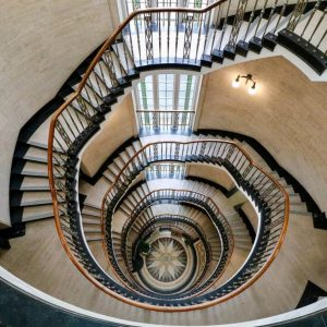 2nd Place - LCVS Staircase by Paul Hamilton