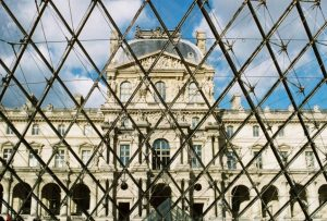Commended - Paris on Film by Amy Ashley-Mather