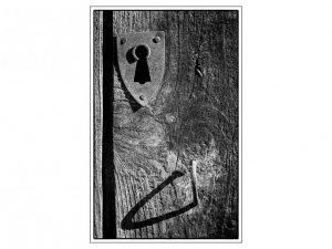 Keyhole by Alan Shufflebotham
