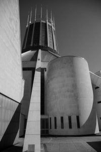 Very Highly Commended - Catholic Cathedral Liverpool by Sarah Bevan
