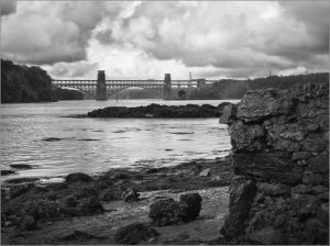Commended - Menai Straits by Barbara Green