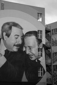 Commended - Mural Palermo by Sarah Bevan