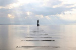 Highly Commended - Crosby Pier by Paul Hamilton