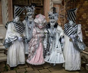 Highly Commended - Carnival Group by Martin Reece ARPS