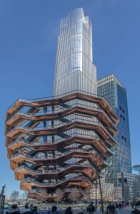 Very Highly Commended - The Vessel New York by Martin Reece ARPS