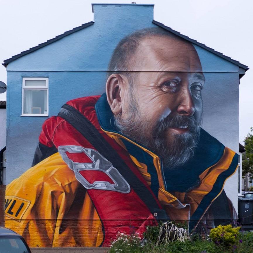 Alan Bornat Lifeboatman