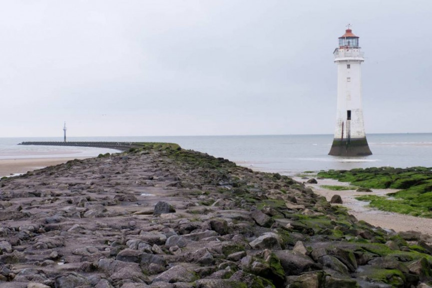 Alan Bornat Lighthouse